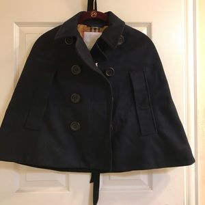 CHILDREN size medium Burberry cape.